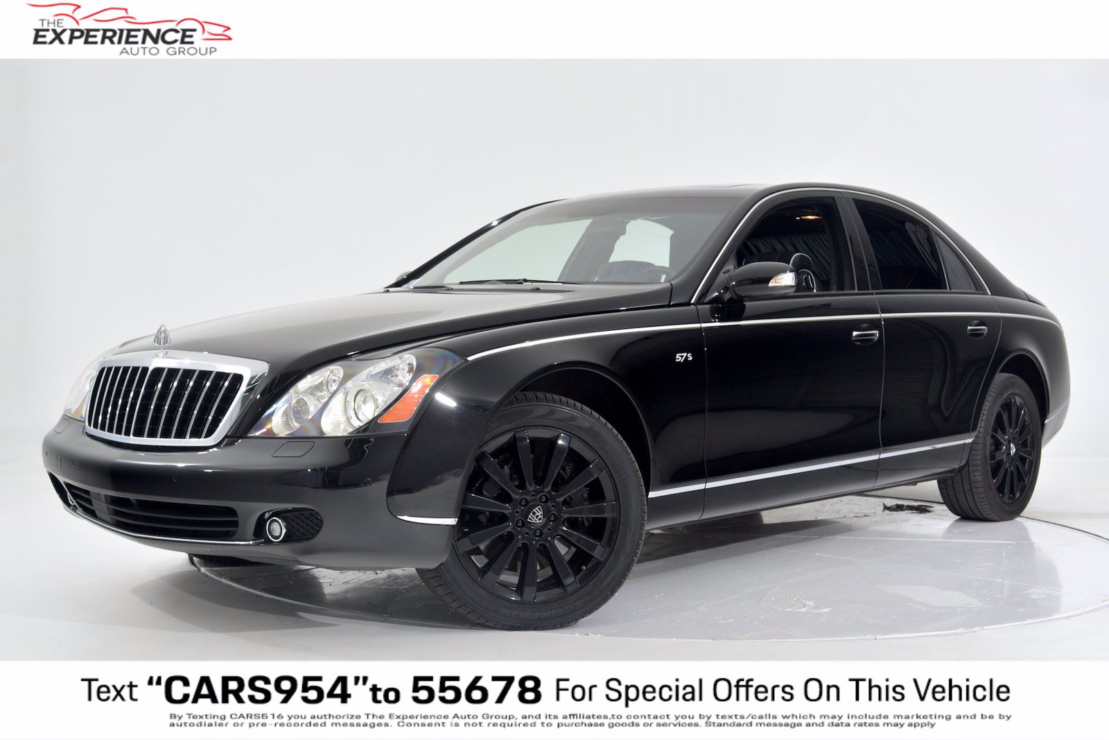 Pre-Owned 2008 Maybach 57S S
