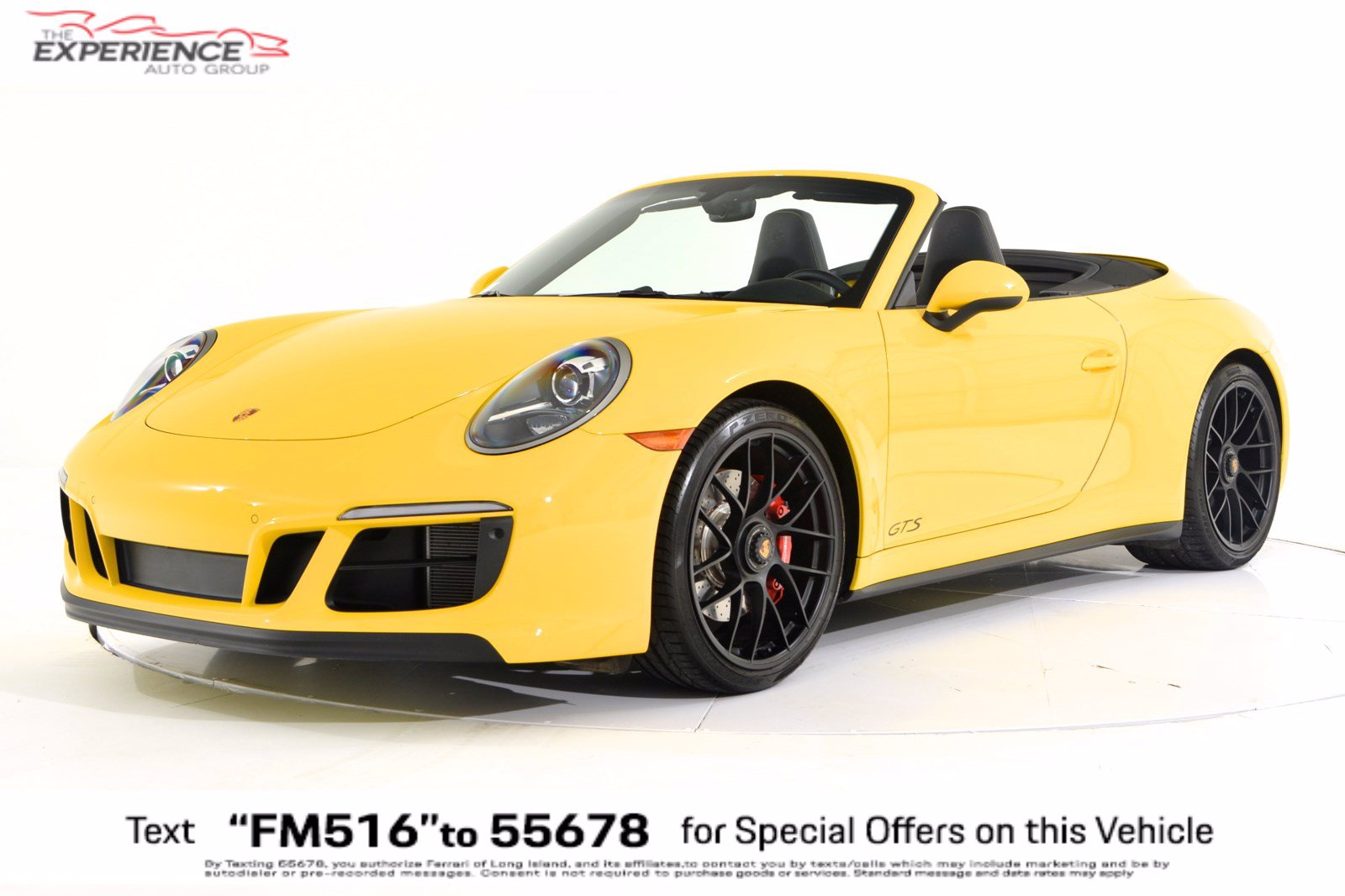 Pre Owned 2019 Porsche 911 Carrera 4 Gts 2d Cabriolet In Plainview Np4407 Maserati Of Long Island