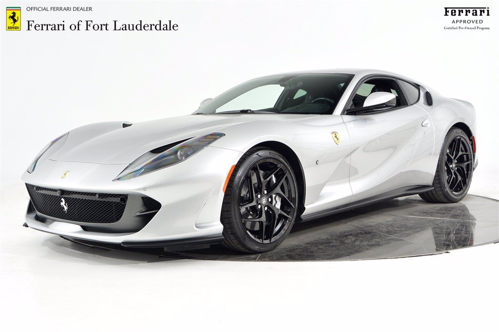 Pre-Owned 2019 Ferrari 812 SUPERFAST